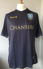 Sheffield Wednesday Away Football Shirt 2018-2019 Large BNWT