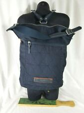BEST OFFER TIMBUK2 UNISEX BLUE BACKPACK MESSENGER TOTE BAG LAPTOP CONVERTIBLE
