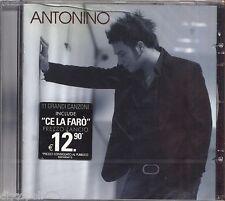ANTONINO - Omonimo - CD 2006 SIGILLATO SEALED