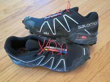 SALOMON ~ Speedcross 3 shoes - trail running - men's size 9