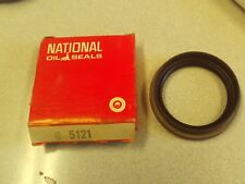 (QTY 2) Wheel Seal National - Federal Mogul 5121 / S-8637 / S8637 FREE Shipping!