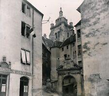 DÔLE c. 1910 - Petite Rue Café du Moulin Jura - DIV 12277