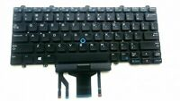 New Dell Latitude E5450 E7250 E7270 E7450 E7470 Backlit Keyboard WTYY8