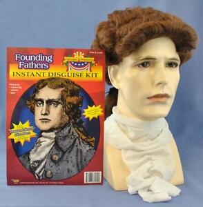 Thomas Jefferson Instant Disguise Costume Kit