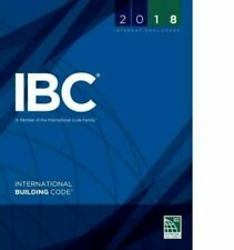 2018 International Building Code (IBC) by ICC Paperback Book