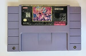 Final Fight 3 (Super Nintendo Entertainment System, 1995) SNES