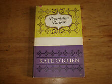 PRESENTATION PAROUR,BY O'BRIEN KATE,1963 FIRST EDITION HARDBACK