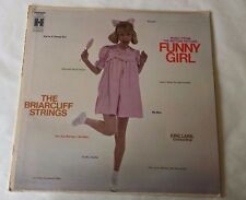 "The Briarcliff Strings Funny Girl Motion Picture HS 11283 LP 12"" Vinyl Record LP"