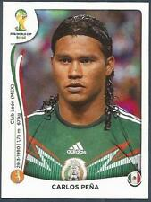 PANINI WORLD CUP 2014- #081-MEXICO-CARLOS PENA