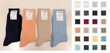 4 Pairs UNIQLO Men SOCKS Choose Colors One Size New