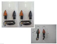 FCC- FRECCE CARBON LAMPADA CORTE OMOLOGATE 62x31 mm per APRILIA Red Rose 50/125