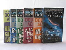 The Hitchhiker's Guide to the Galaxy Series by Douglas Adams (6 book set) PB NEW