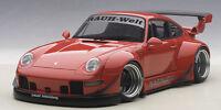 78153 AUTOart 1:18 RWB 993 Red/Gun Metal Wheel