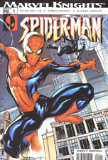 MARVEL KNIGHTS SPIDER-MAN #1 VF/NM - NM MILLAR DODSON