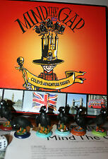 Mind the Gap Tower of London Colby Adventure Series Board Game Raven Pieces