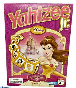 Yatzee Jr - Disney Princess - Enchanted Tales Edition - EUC - COMPETE