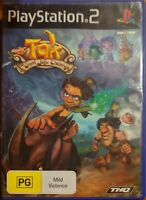 Playstation 2 PS2 Tak: The Great Juju Challenge
