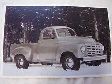 1949 1950 ?  STUDEBAKER PICKUP TRUCK  11 X 17  PHOTO   PICTURE