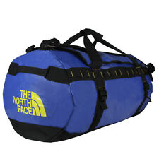 The North Face Base Camp Large Duffel Bag (Royal / Yellow)