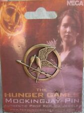 The Hunger Games Katniss Everdeen Mockingjay Pin Authentic Prop Cosplay