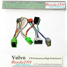 ISO-SOT-8581-y Lead for Parrot MKi9200 Volvo V70 Performance/High Performance