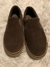 4390a738c Rocket Dog Taupe Suede Loafers Skate Shoes Men s 11