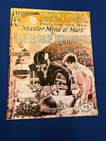 Amazing Stories Annual Edgar Rice Burroughs #5 Master Mind of Mars Bulletin