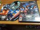 Zone of the Enders TESTED CIB+ METAL GEAR SOLID DEMO KONAMI PS2 GAME PLAYSTATION