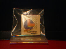 California  Super Lotto Plus Lapel Pin  2000 ~ Oringinal Package ~ Very  Nice !!