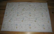 Winnie the Pooh Baby/Toddler Quilt Comforter Blanket Blue/Pink Balloon Bee