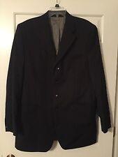 70% Off On This Fubu Blackster 42 Long Men's Suit Coat Blazer