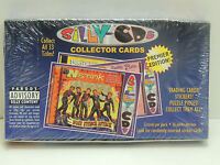 SILLY CDs 2001 Premier Edition 5 Cards Per Pack 36 Packs Per Box - NIB Sealed