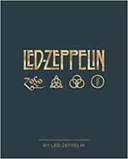 Led Zeppelin New 2019 50th Anniversary Coffee Table Photo & More Hard Cover Book