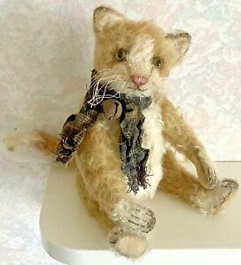 Tommy Cat by Sue Lain OOAK