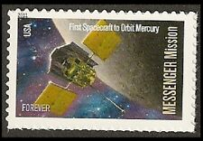 US 4528 MESSENGER Mission forever single (1 stamp) MNH 2011