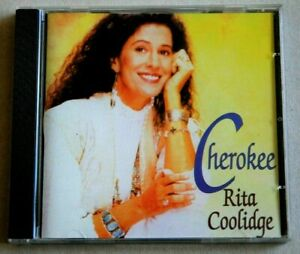 RITA COOLIDGE - CHEROKEE 11 TRACK CD ALBUM (BRAND NEW, UNPLAYED, NOT SEALED)