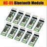 3x HC-05 6 Pin Wireless RF Transceiver Bluetooth Module Serial RS232 TTL Arduino
