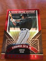 2015 ELITE EXTRA EDITION #175 Fernando Tatis JR Rookie Card RC Padres