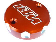 Ktm Rc8 rc8r 1190 Freno Delantero Cilindro Maestro Tornillo Tapa Superior Tapa Naranja b12c