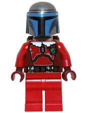LEGO - Star Wars - Jango Fett, (Santa Jango) - Mini Fig / Mini Figure