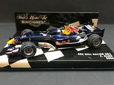 Minichamps - Christian Klien - Red Bull - RB2 - 2006 -1:43 - Rare