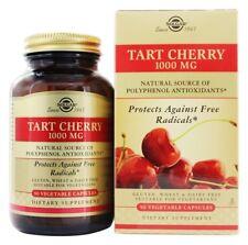 Solgar Tart Cherry 1000 mg, 90 Vegetable Capsules