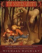 The Sisters Grimm: The Fairy-Tale Detectives by Michael Buckley (2007, Paperback