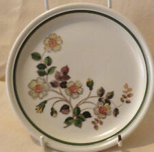 AUTUMN LEAVES PLATE 8.5 INCH MARKS AND SPENCER M&S