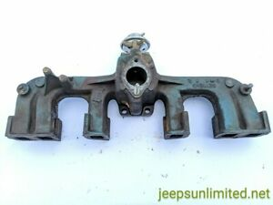 Air Intake Manifold 4.2L 6 Cylinder 258 71-80 CJ5 CJ7 J-Truck 3217245