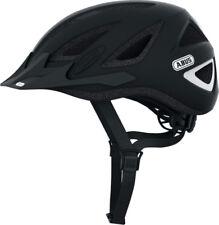 Abus Touren City Fahrradhelm Urban-I v.2 velvet black 61-65 cm