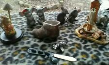 12 Piece Lot Mouse Collection