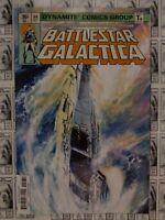 Battlestar Galactica Classic (2018) Dynamite - #0, 1:50 Marco Rudy Variant, NM