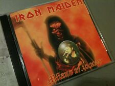Iron Maiden Double CD Milan Italy Dance Of Death Tour 2003