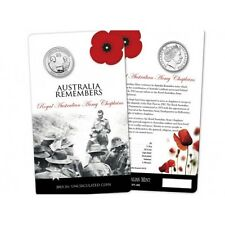 2013 Australia Remembers - Royal Australian Army Chaplains 20c Coin